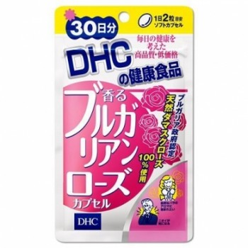 DHC Bulgarian Rose Supplement