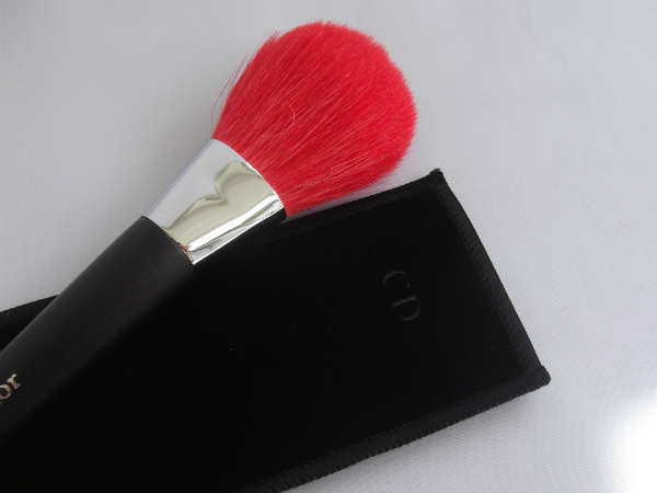 Dior Birds of Paradise Coloured Brush