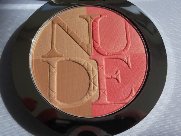 Dior Birds of Paradise Diorshow Nude Tan Paradise Duo