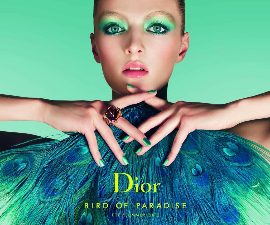 Dior Summer Look 2013