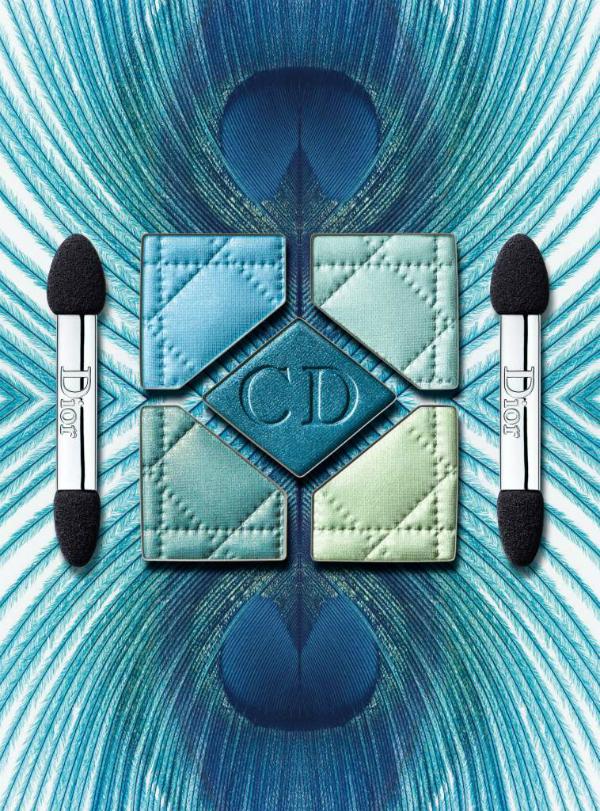 Dior Summer Palette Blue Lagoon