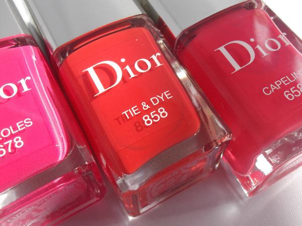 Dior Vernis Summer Mix 1