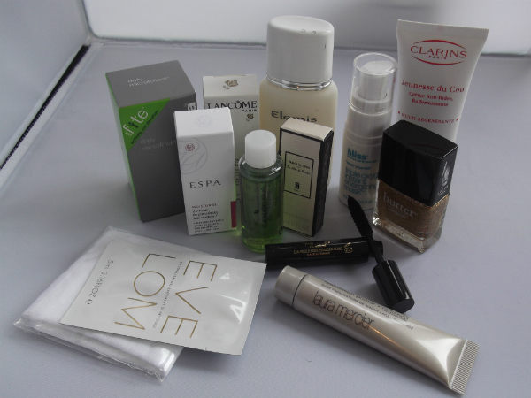 Harvey Nichols Bag Contents