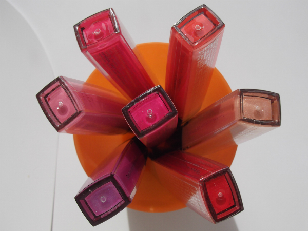 Isadora Aquatic Trend 2013 Lip Glosses