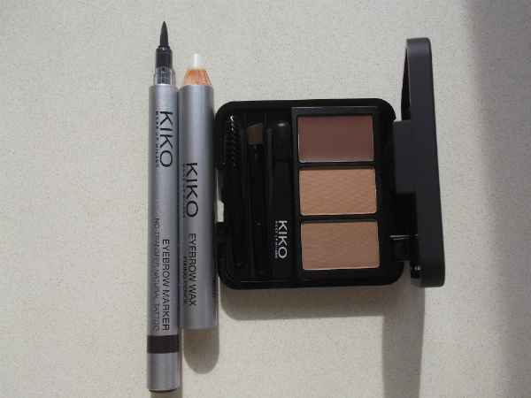 Kiko Make Up Milano Brow Collection