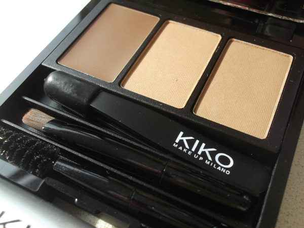 Kiko Make Up Milano Brow Kit