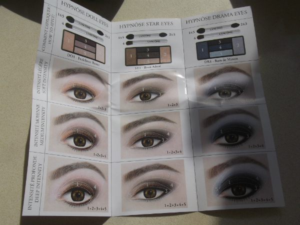 Lancome Star Eyes Instructions