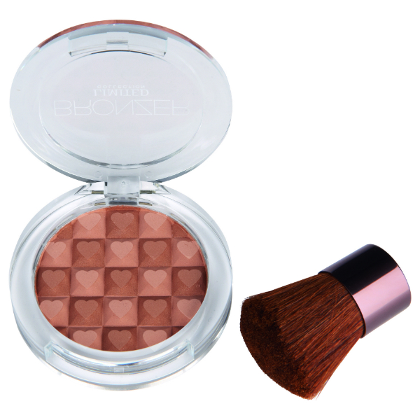 Limited Collection Heart Bronzer