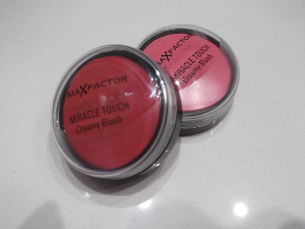 Max Factor Miracle Touch Blush