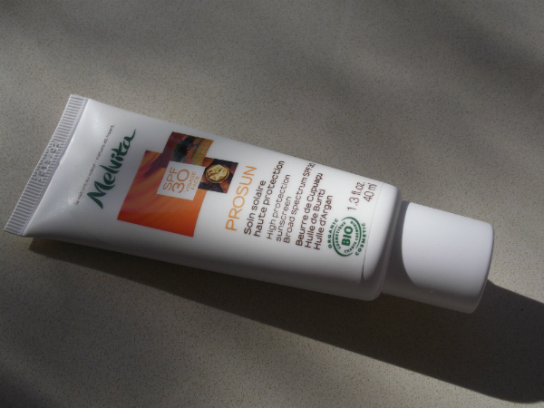 Melvita Sun Screen Face