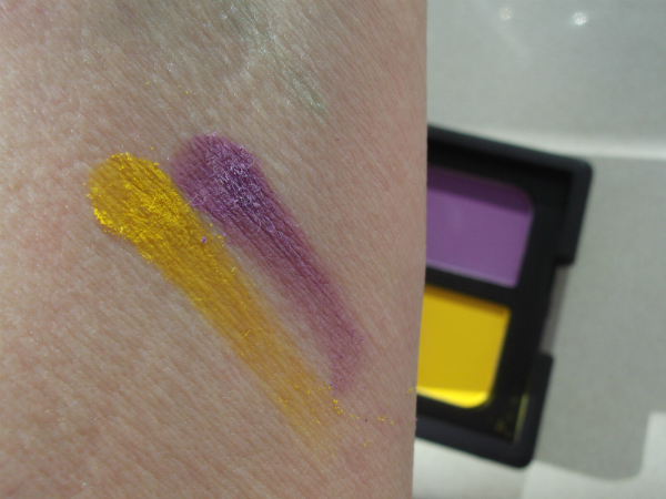 NARS Summer Fashion Rebel Swatch
