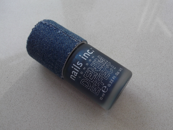 Nails Inc Denim Bottle