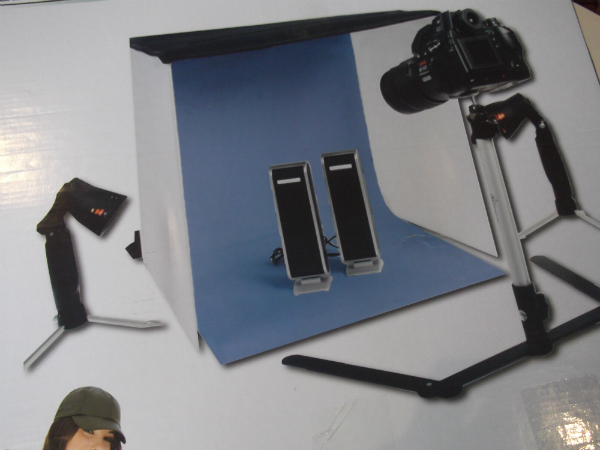 Ex Pro Photographic Soft Box Studio and Lighting Set