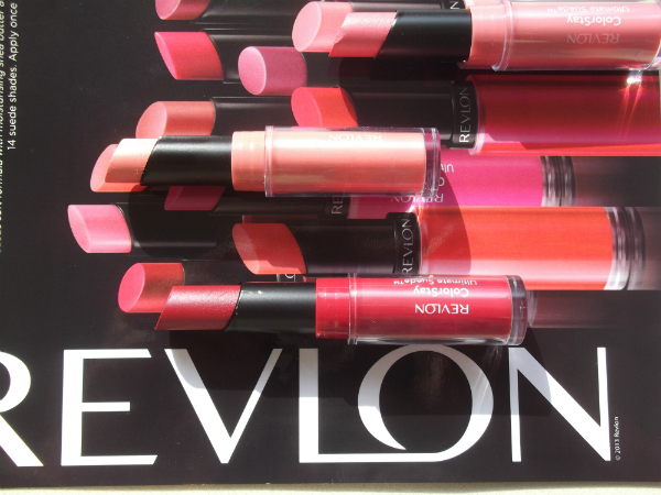 Revlon Colorstay Ultimate Suedes