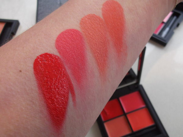 SleeK MakeUp Lip4 Siren Swatch