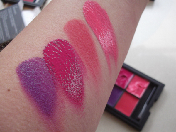 Sleek MakeUp Lip4 Mardi Gras Swatch
