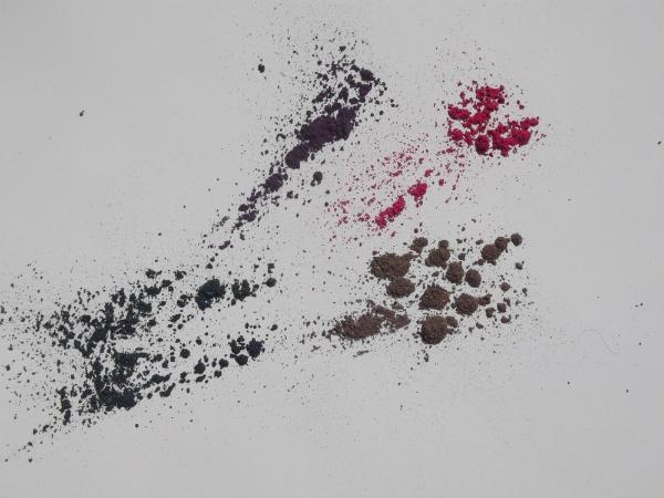 Concrete Mineral Make Up Spills