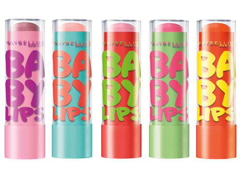Maybelline Baby Lips UK