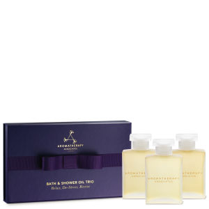 Aromatherapy Associates Bath & Shower Oil Trio