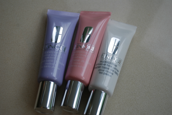 Clinique Superprimers