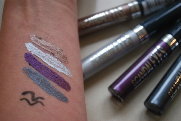 Rimmel ScandalEyes Shadow Paint Swatch