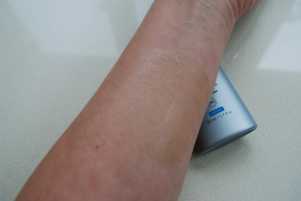 Skinceuticals UV Defence Swatch 2