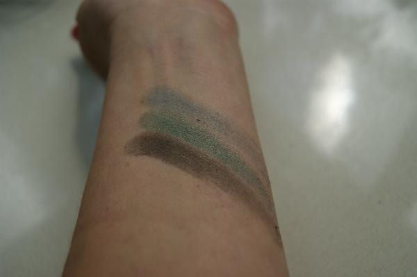 Armani Palette Swatch