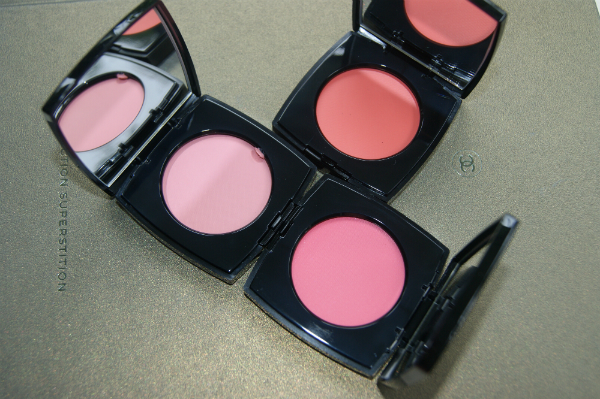 Chanel Creme Blush