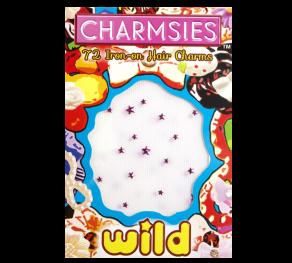 Charmsies Pink Stars