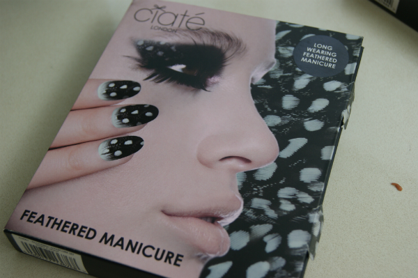 Ciate Feather Manicure