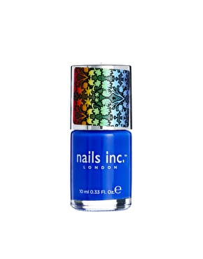 Nails Inc ASOS Floral Rainbow Baker Street