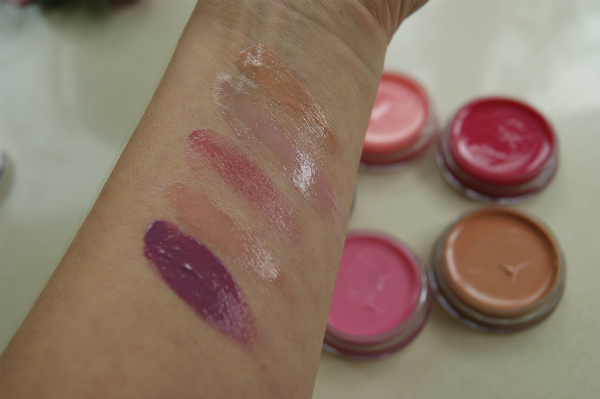 One Direction Kiss You Lip Polish Swatch