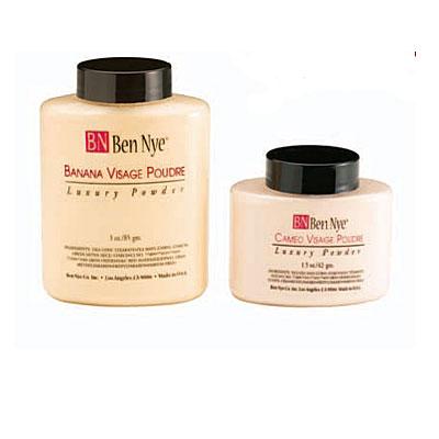 Ben Nye Banana Visage Powder