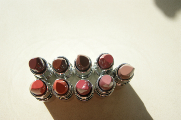 Body Shop Colour Crush Nude Lipsticks