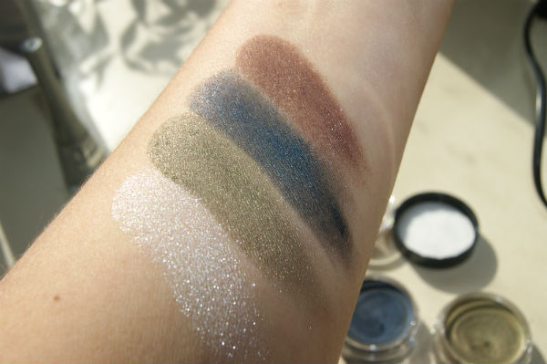 Bourjois 24H Edition Swatch