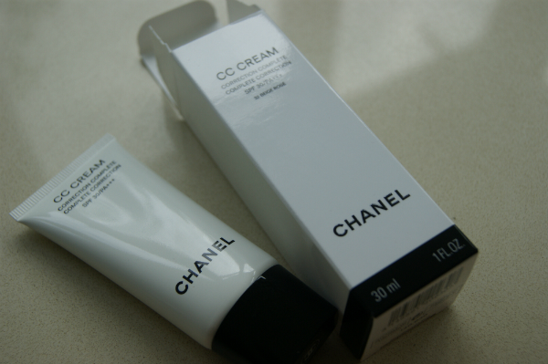 Chanel CC Cream Beige Rose