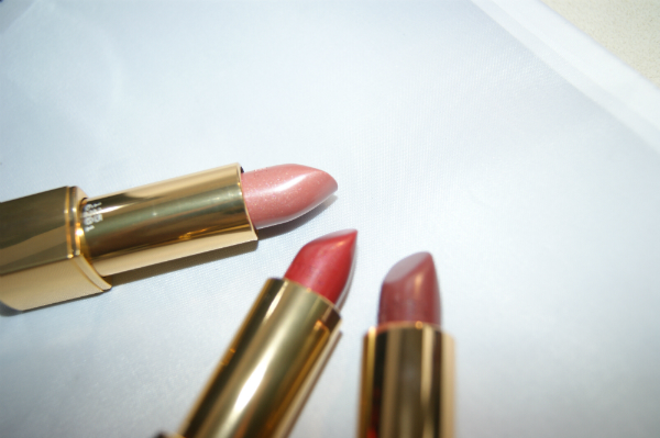 Chanel Moire Lipsticks