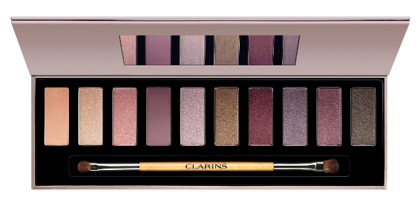 Clarins Festive Make-Up Palette