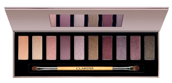 Clarins Festive Make-Up Palette
