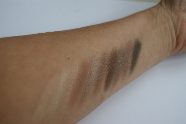Clarins Limited Edition Palette Swatch