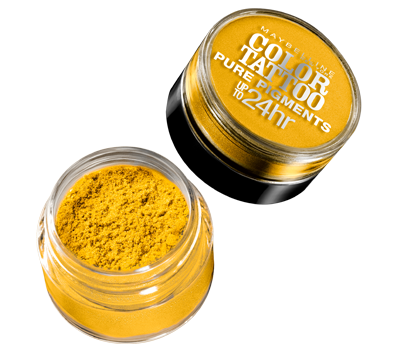 Maybelline Color-Tattoo-Wild-Gold
