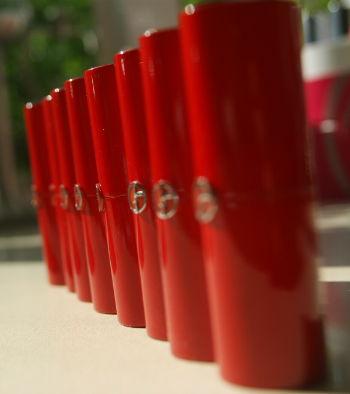 Giorgio Armani Rouge Ecstasy CC Lipsticks