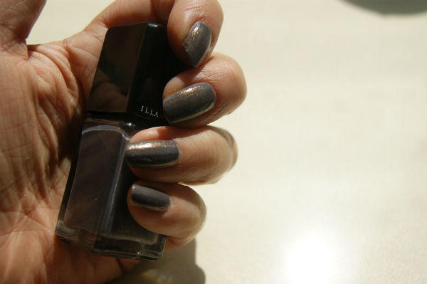 Illamasqua Sacred Hour Nail Varnish Facet