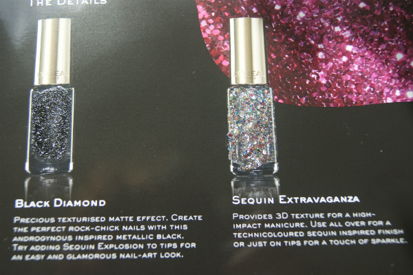 L'Oreal Glitter Nails 2