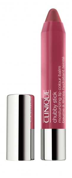 Chubby Stick Moisturizing Lip Colour Balm in Super Strawberry