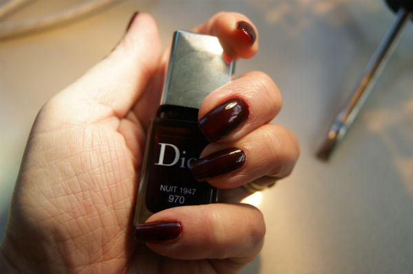 Dior Nuit 1947 Swatch