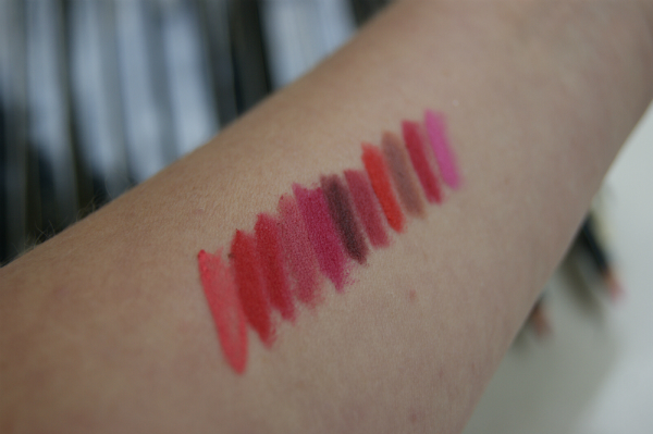 Illamasqua Lip Pencil swatch