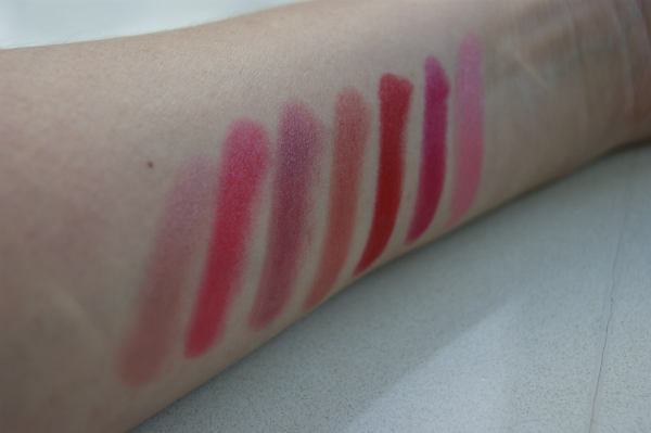 Rimmel London Colour Rush Swatch