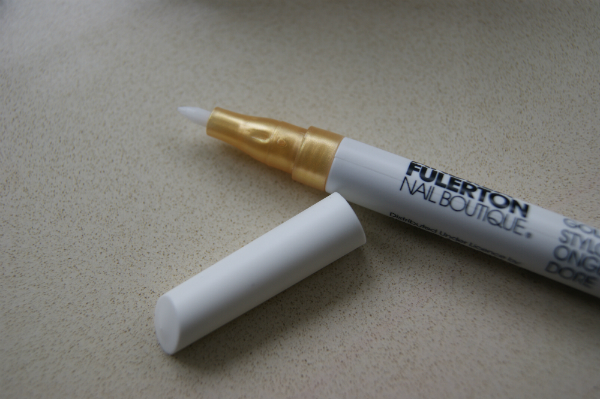 Sephora Andrea Fulerton Nail Art Pen