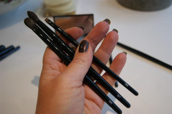Wayne Goss Brush Recommends